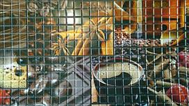 """панелі ПВХ Мозаїка """"Ароматна кава"""" 0,4мм (955*488 мм)"""