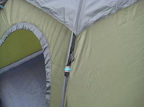 Палатка 2-х местная GreenCamp 1503 (210x150x130 см), фото 3