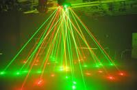 Лазерная сеть