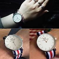 Часы Daniel Wellington Даниель Велингтон classic canterbury lady в серебре