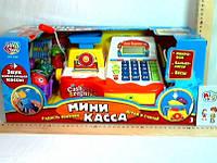Кассовый аппарат микрофон, калькулятор, весы