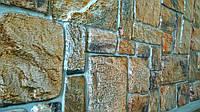 """Листовая панель ПВХ """"Каміння натуральне"""" 0,4мм (955*488 мм)"""