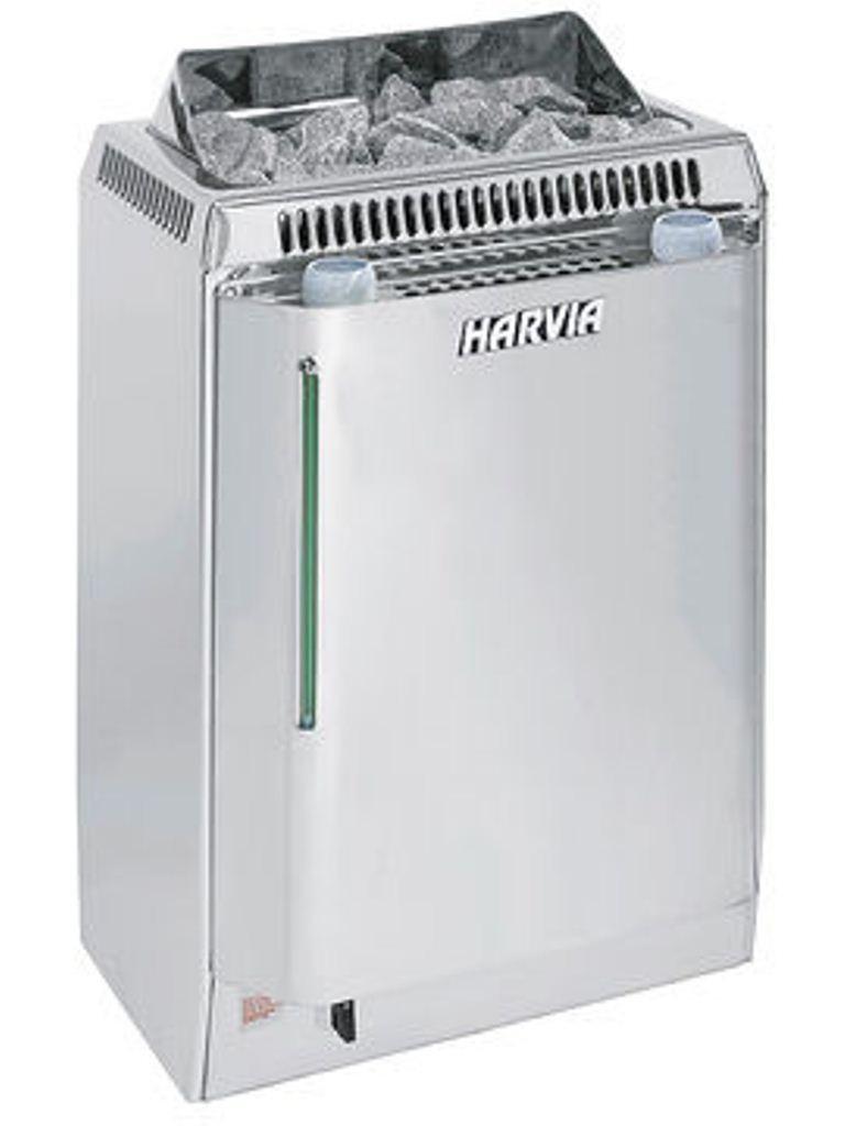 Электрокаменка Harvia Topclass Combi KV60SE