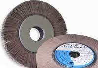 Круг шлифовальный лепестковый, (КШЛ) 150х30х32 , зернистость М40-50Н (Р400-Р36), собственного производства.