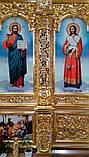 Царські врата пофарбовані для іконостасу під замовлення, фото 2