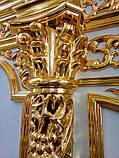 Царські врата пофарбовані для іконостасу під замовлення, фото 3