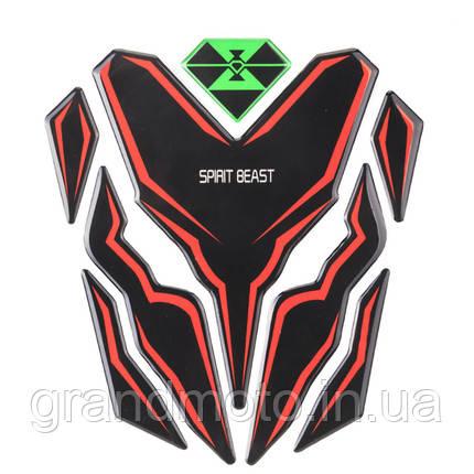 Наклейка на бак Spirit Beast Mod5