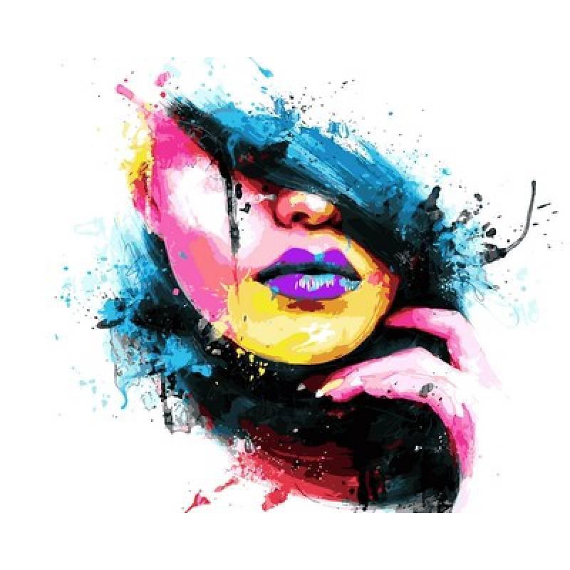 Картина по номерам Мода. Худ.Патрис Мурчиано, 40x50 см., Babylon