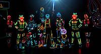Светящиеся костюмы