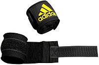 Бинты боксерские Adidas Black 2.55 м (ADIBP03)