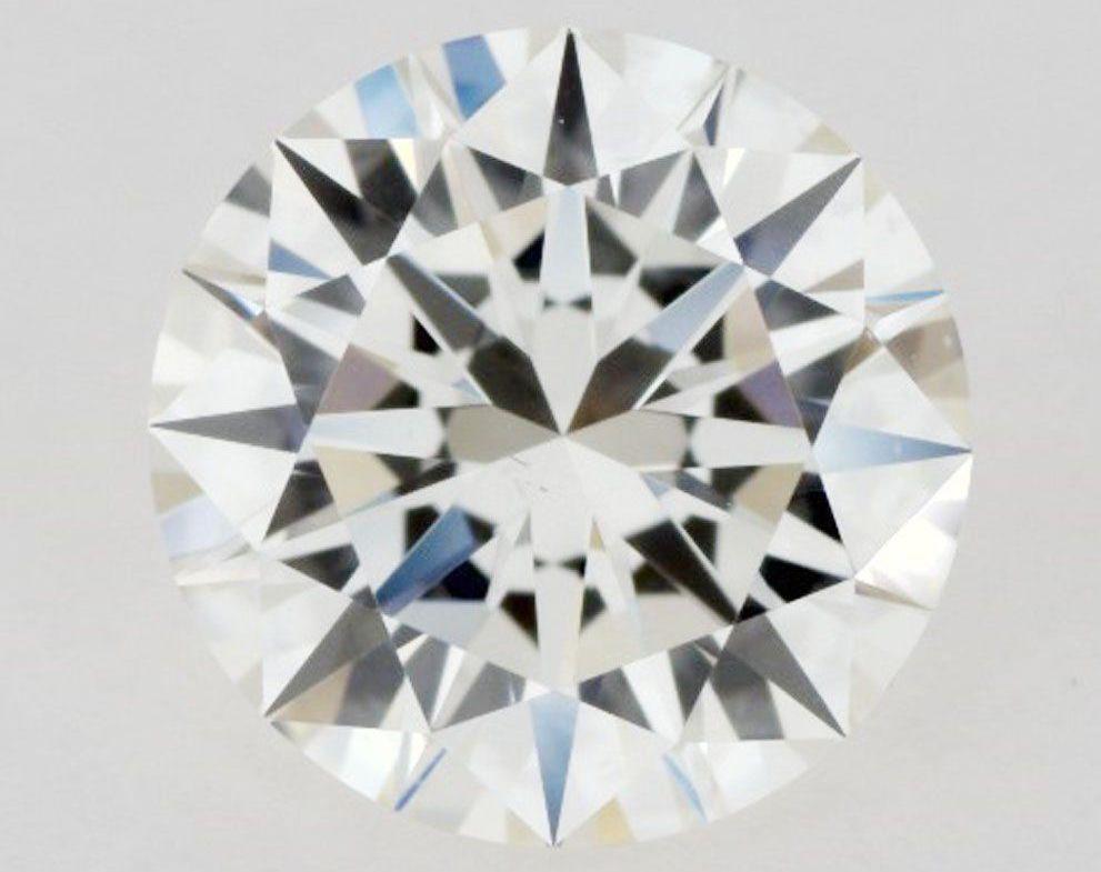 Бриллиант - Муассанит 0.93 Ct 6.65 mm VS2