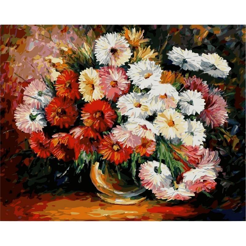 Картина по номерам Магия цветов, 40x50 см., Babylon