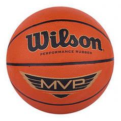 Мяч баскетбольный Wilson MVP Brown р. 7 (X5357)