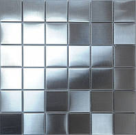 Серебряная мозаика для отделки Vivacer MT-1, фото 1