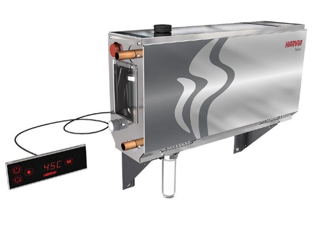 Парогенератор для хамама Harvia HGX 2 Helix steam