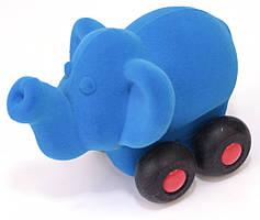 Игрушка Слоник на колесах