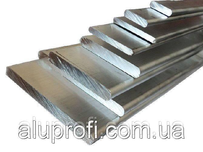 Шина алюминиевая 8х100мм