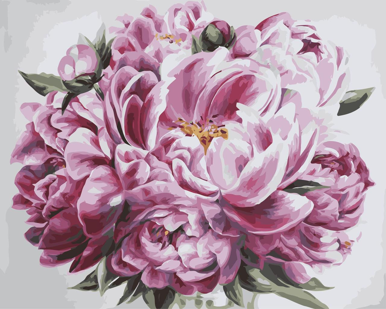 Картина по номерам Великолепие, 40x50 см., Идейка