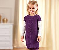 Вязаное платье - туника  98-104  ТСМ Tchibo
