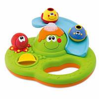 Игрушка для ванной Chicco Остров мыльных пузырей 70106