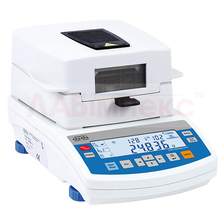 Влагомер электронный с взвешиванием и сушкой МА 110/С/Р,(МА 110.R) (Radwag, Польша)