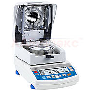 Влагомер электронный с взвешиванием и сушкой МА 110/С/Р,(МА 110.R) (Radwag, Польша), фото 2