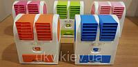 Вентилятор охладитель воздуха Увлажнитель ароматизатор USB