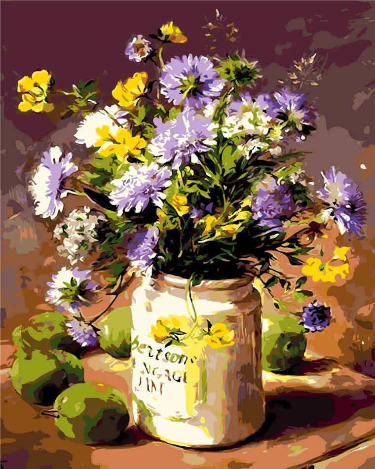 Картина по номерам Летний привет, 40x50 см., Art Story