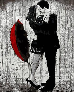 """Картина по номерам """"Нежные объятия"""",  40x50 см, ArtStory"""