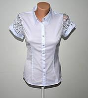 Нарядная школьная блуза для девушки L (38-40)