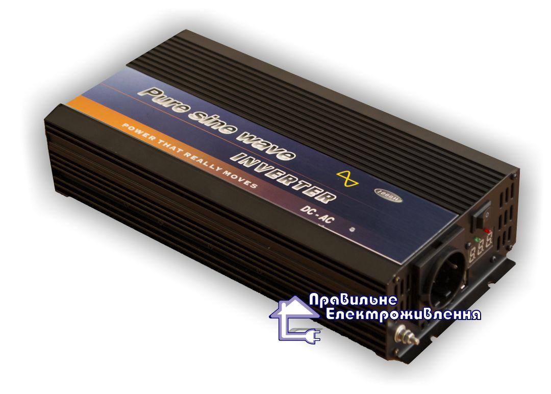 Інвертор 12 / 220 PURE SINE WAWE INVERTOR-4000