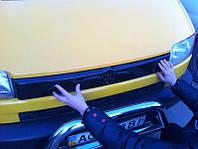 Зимняя решетка Volkswagen T4 (прямые фары)