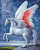 "Картина по номерам ""Пегас"", 40х50 см., Rainbow Art"