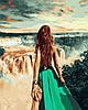"Картина по номерам ""Следй за мной .Ниагара"", 40х50 см., Rainbow Art"