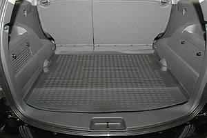 Коврик в багажник SangYong Kyron с 2006- , цвет:черный ,производитель NovLine