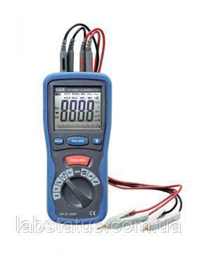 Милиомметр с функцией мультиметра CEM DT-5302
