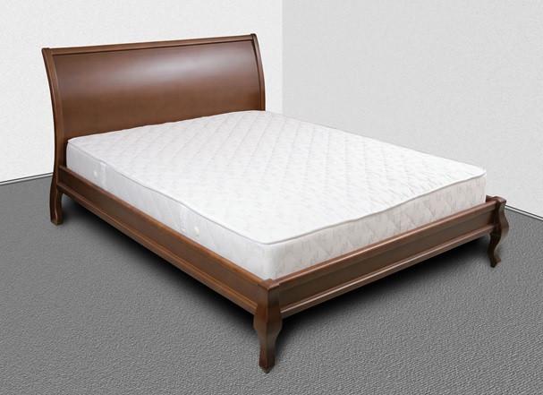 Кровать Парус 1,4 м. (изголовье - Н 820) (цвет в ассортименте)
