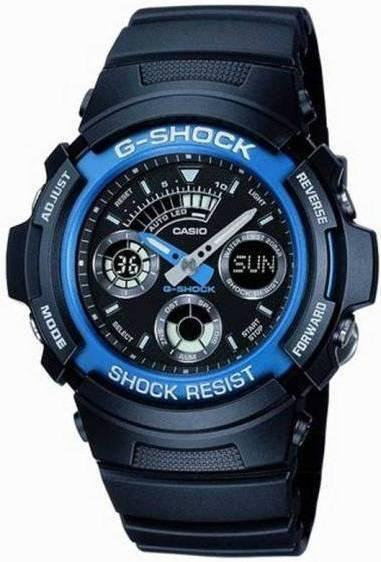Наручные мужские часы Casio AW-591-2AER оригинал