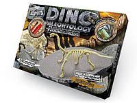 """Набор """"DINO PALEONTOLOGY"""" раскопки динозавров.  Дилофозавр+диплодок"""