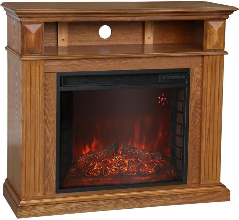 Каминокомплект Bonfire портал WM 13974J Dacota + очаг EL1346