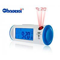 Цифровые часы проектор с подсветкой - Chaowei, фото 1