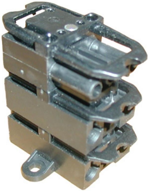 Разъем EOS для ИК нагревателей (на 5 нагревателей)