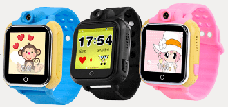 Детские умные часы Smart Baby Watch Q200 (GW1000)