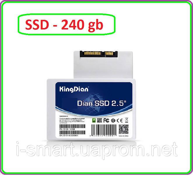 SSD 240 gb HDD 2.5