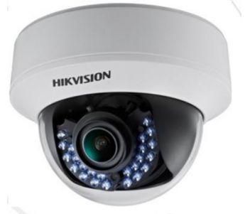 2 Мп Turbo HD видеокамера купольная Hikvision DS-2CE56D0T-VFIRF