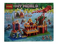 Конструктор My World Подводный Замок