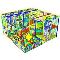 Детский игровой аттракцион лабиринт «Тайна третьей планеты», 4*4 клетки, фото 1