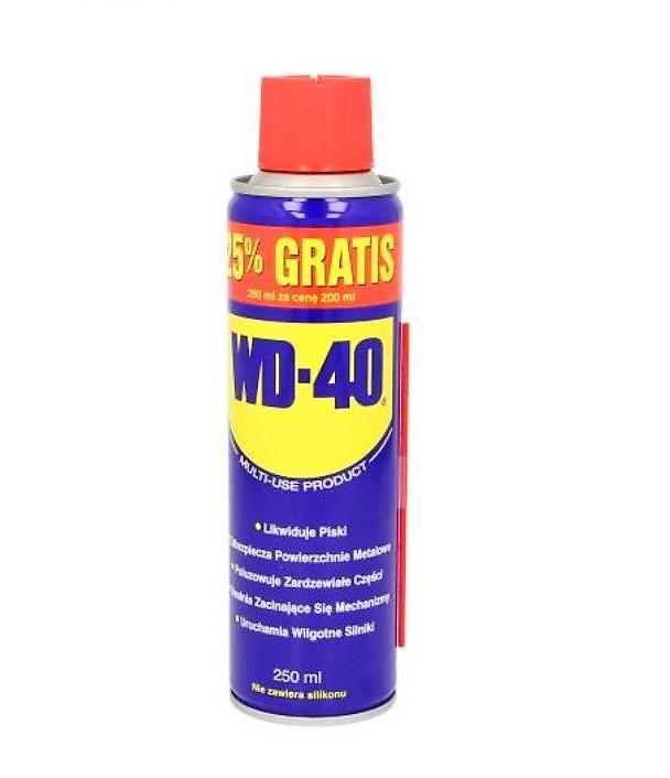 WD-40 универсальная смазка/очиститель 250мл