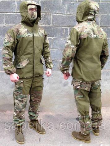 Камуфляжный костюм Горка- 3 К  Мультикам, Барс. Оригинал, фото 2