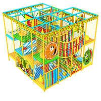 Аттракцион детский игровой центр лабиринт «Апельсинка», 4*4 клетки, фото 1